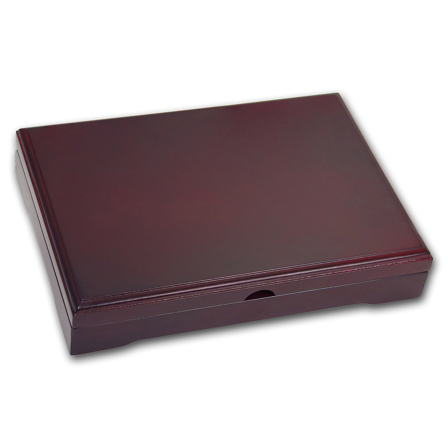 Wooden Slab Storage Box - Two Slab